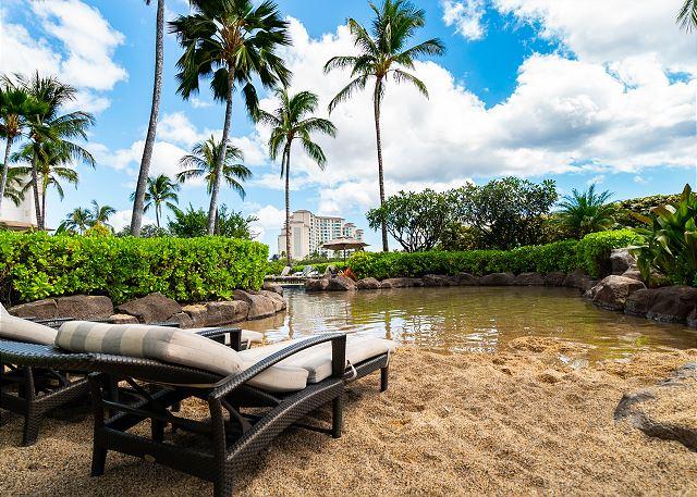 Lagoon Pool Sand