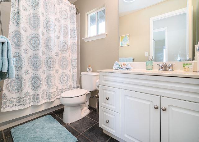 Full Bath - upstairs