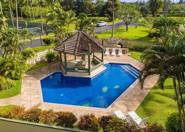 Pool 1 with Cabana