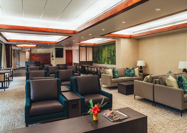 Ko Olina Airport Lounge