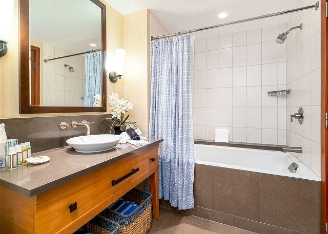 Second Bath tub