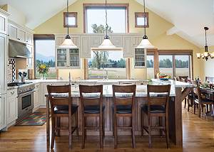 Kitchen - Counters and Cabinets