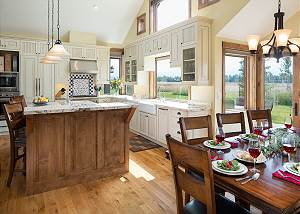 Kitchen - Countertops and Table
