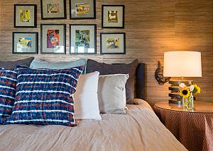 Guest Bedroom - Plush Pillows