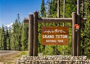 Welcome to Grand Teton National Park!