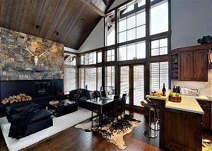 Great Room - Grand, like the Tetons