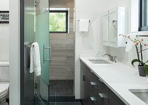 Master Bathroom - Gorgeous Modern Design
