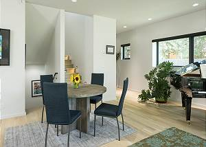 Great Room - Dining and Entertainment Space