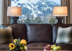 Great Room - Mountain Views