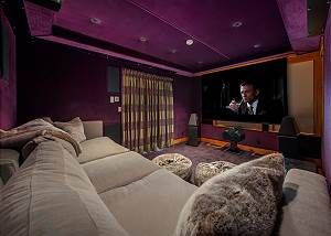 Home Theatre - Staying In for a Movie!
