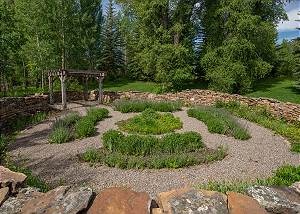 Patio Garden - A Place to Meditate