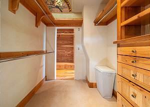 Closet - More Vertical Storage