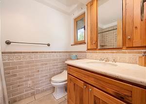 Bathroom - Humble but Elegent