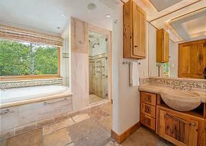 Bathroom - Stone Sink Basin