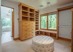Master Closet - Ready for a Big Trip