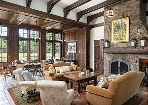 Great Room - Tables and Seating