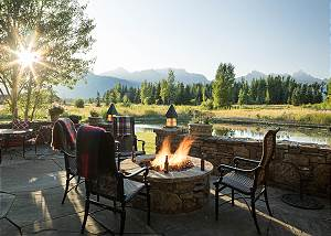 Patio - Fire Pit and Seating