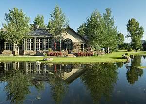 Exterior - Pond and Windows