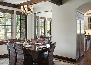 Breakfast Nook - Small Dining Table