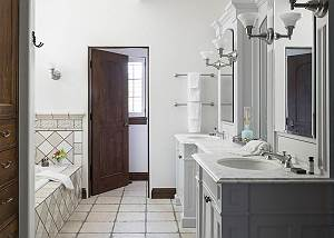Master Bath - Sinks for Two