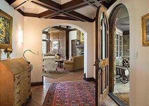 Entrance - Villa Archways