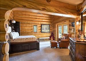 Master Bedroom - California King Sized Comfort