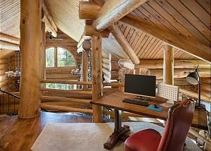 Loft Office - Work Above it All