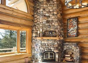 Fireplace - A Stone Masterwork