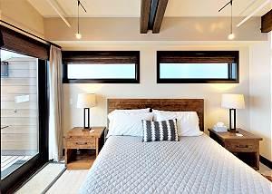 Master Bedroom - Minimal and Elegant