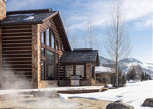 Home Exterior - Another Hot Tub View
