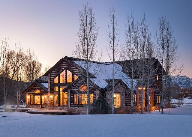 Home Exterior - Snowbound Radiance