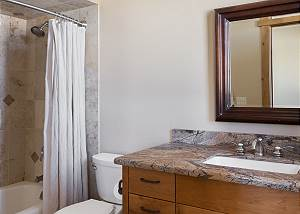 Guest Bathroom - Clean Accommodations