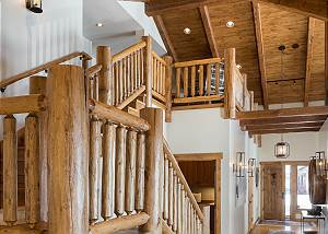 Staircase - Handcrafted Woodwork