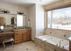 Master Bath - Soaking Tub and Tile