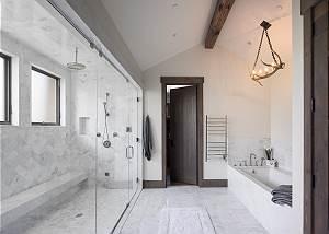 Master Bathroom- Large Shower
