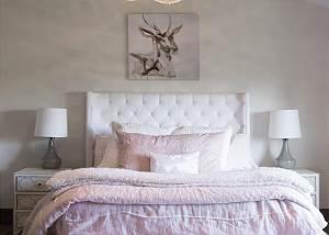 Guest Bedroom - Queen Bed - Sleeping on the Clouds