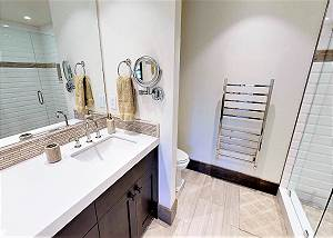 Master Bathroom- Sink