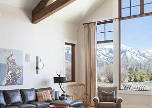 Great Room - Relax by the Tetons