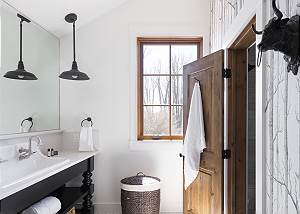 Bunk Bathroom - Sensible Elegance