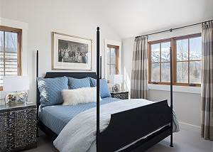 Guest Bedroom - Mountain Living