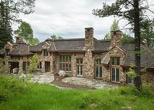 Exterior - A Regal Villa Set in Stone