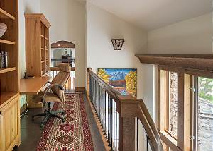 Upper Landing - A Secret Home Office