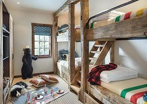 Bunk Room - A Kid