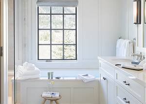 Bathroom - Step into a Fine Soak