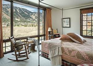 Bedroom - Massive Teton Views