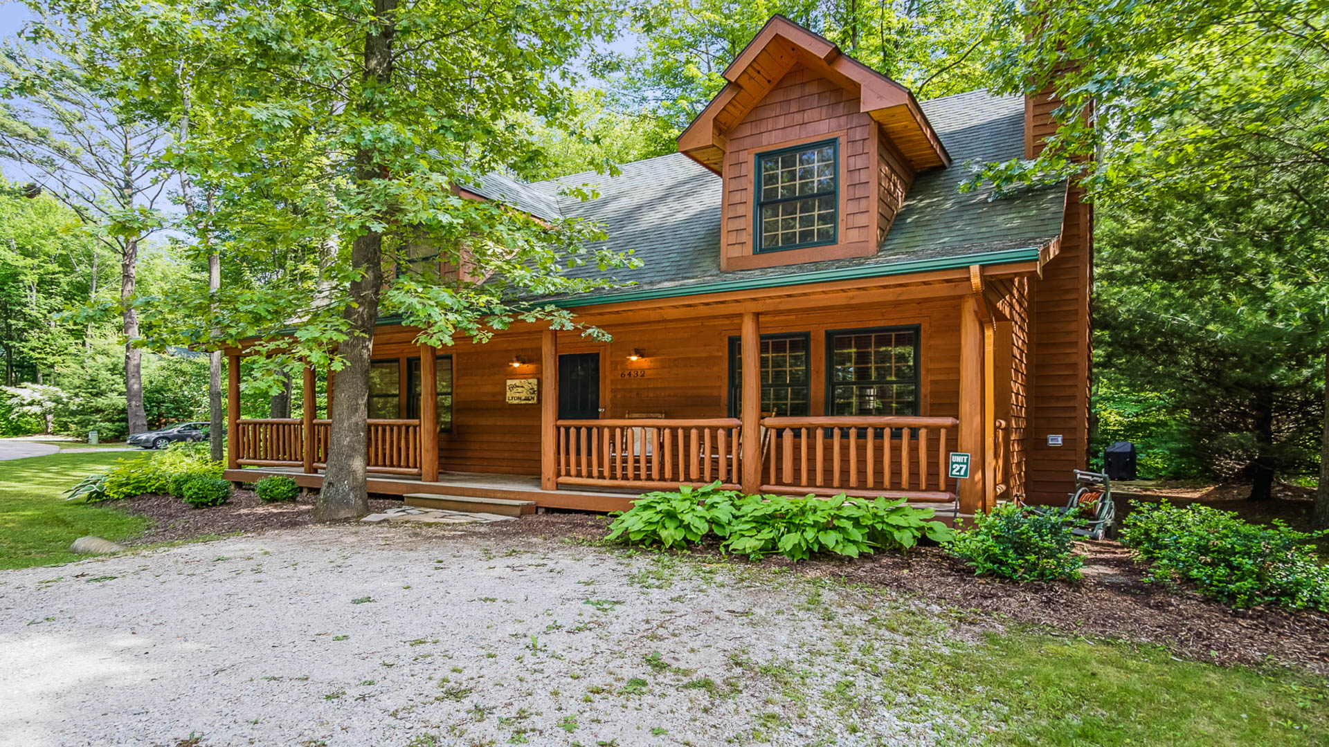 vacation rentals michigan drummond cottages rental cottage cabin northern vacationrentals island cabins and