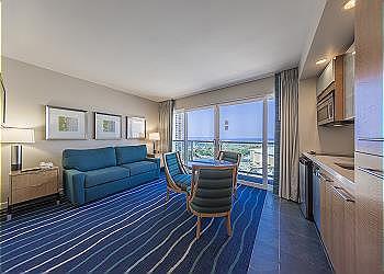 Ala Moana Hotelcondo 1207 1 Bdrm Ocean View - 1K1S