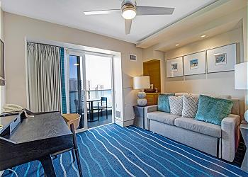 Ala Moana Hotelcondo 3313 Penthouse B 2bd/2bath-3Q