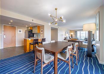 Ala Moana Hotelcondo 3326 2br/2.5ba Royal Suite-1K2Q