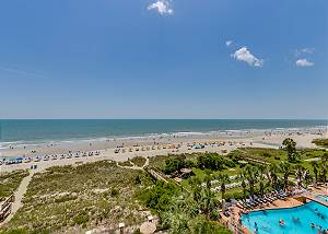 Carolina Dunes - 506 (3 bedroom, Sleeps 10)